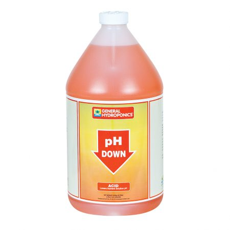 pH Up & Down