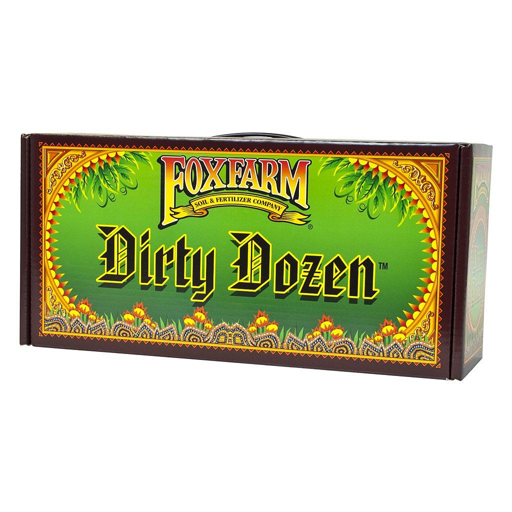 FoxFarm Dirty Dozen Start Kit