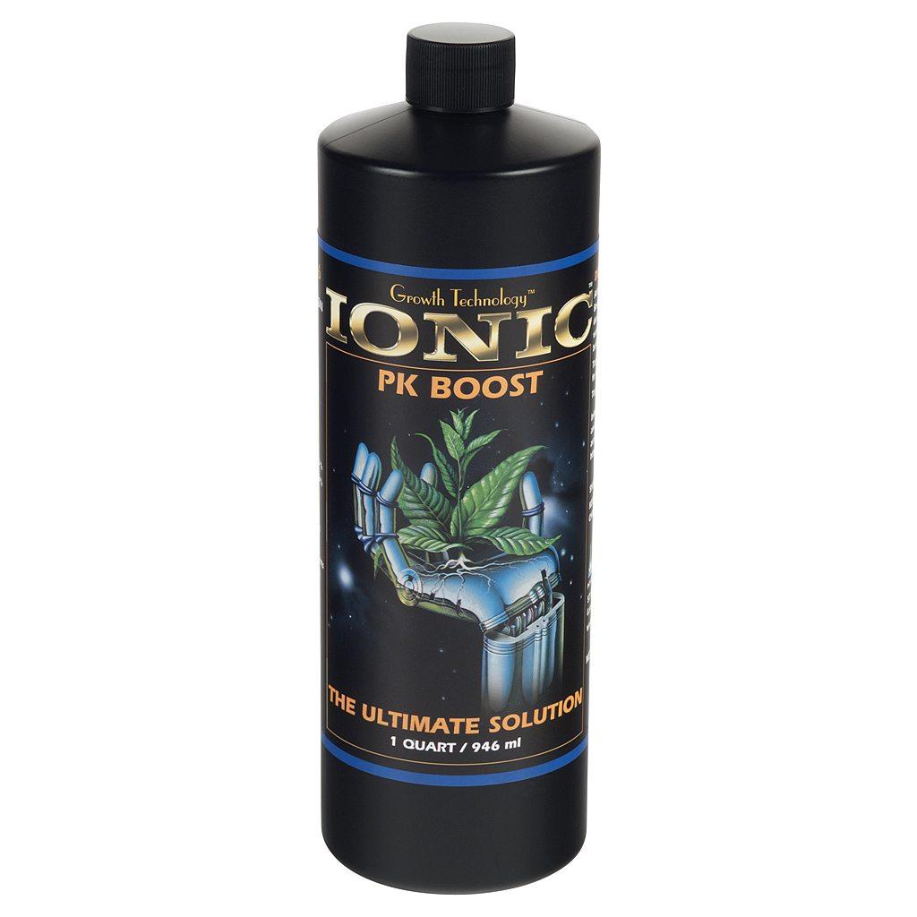 HydroDynamics Ionic PK Boost