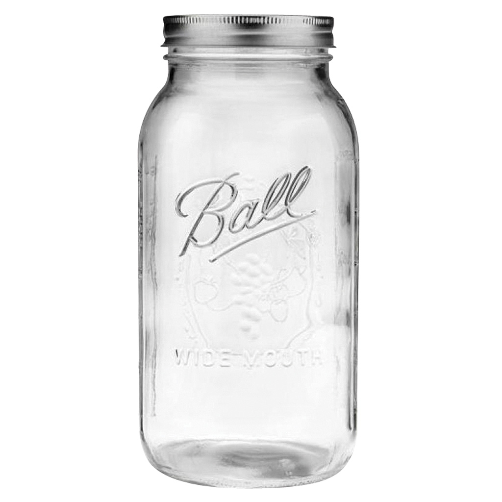 Ball Jar Wide Mouth