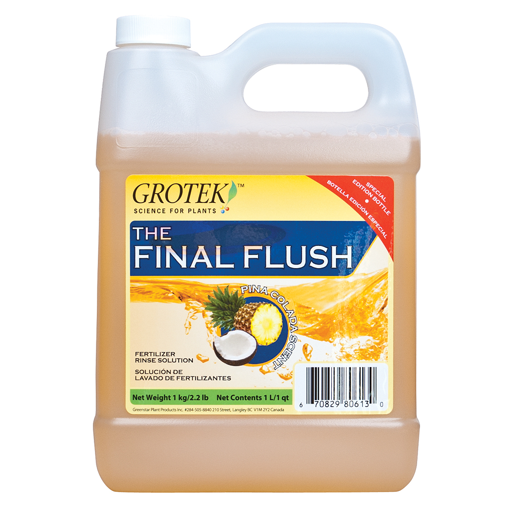 Grotek Final Flush Pina Colada