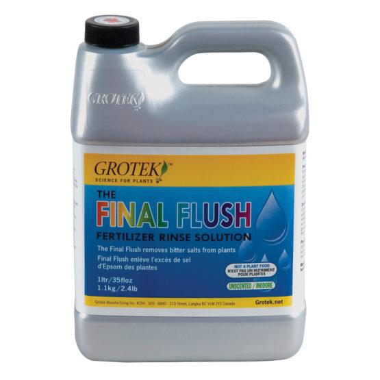Grotek Final Flush Regular