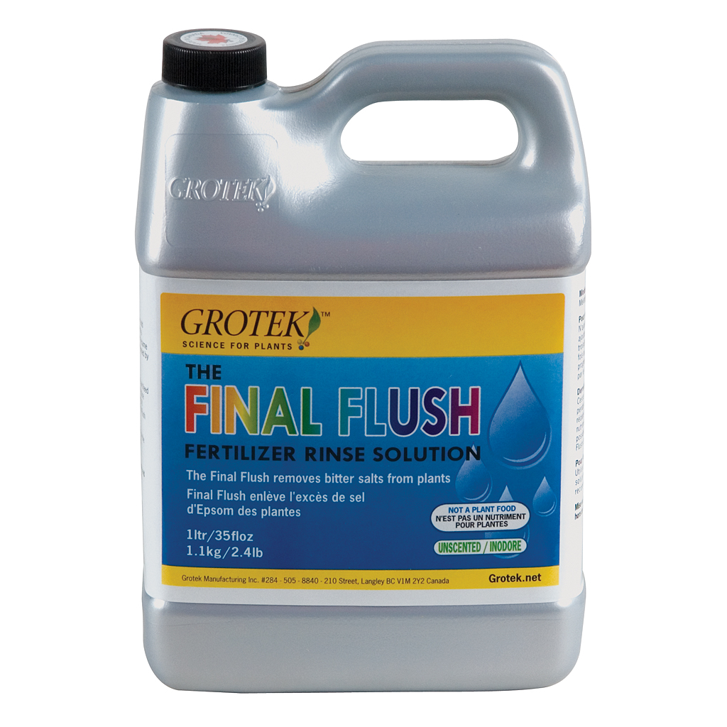 Grotek Final Flush Regular
