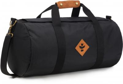238ad9e9f Revelry Supply The Overnighter Small Duffle, Black - Goldleaf Hydro