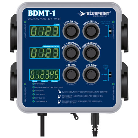 Blueprint Controllers Digital Master Timer BDMT-1