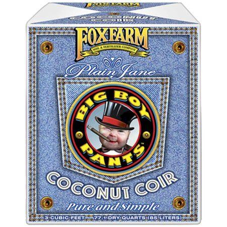 FoxFarm Big Boy Pants Plain Jane