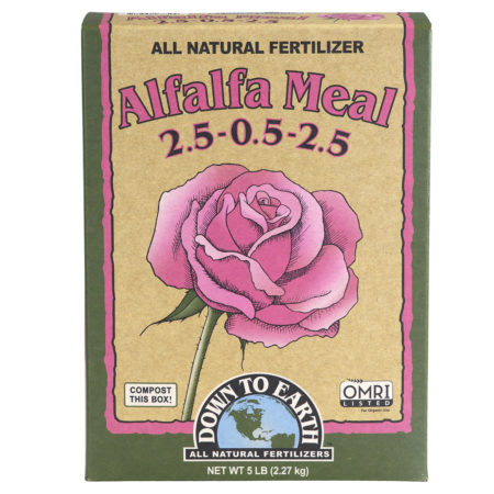 Down To Earth Alfalfa Meal