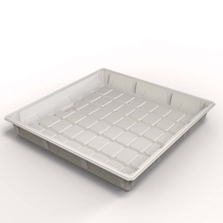HydroThrive Performance White ID Grow Tray