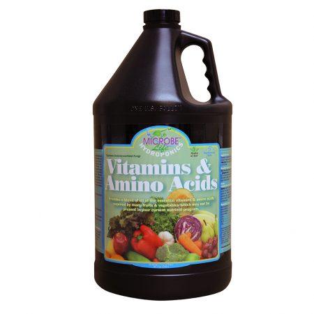 Microbe Life Vitamins & Amino Acids