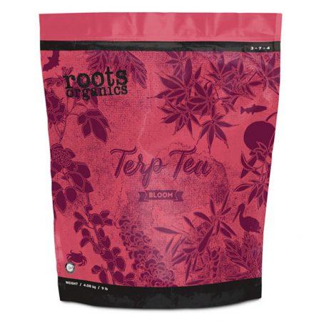Roots Organics Terp Tea Bloom
