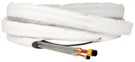 Ideal-Air ReFlex Line Set 3/4 in X 1/2 in X 23 ft Insulated w/ Interconnecting Wire