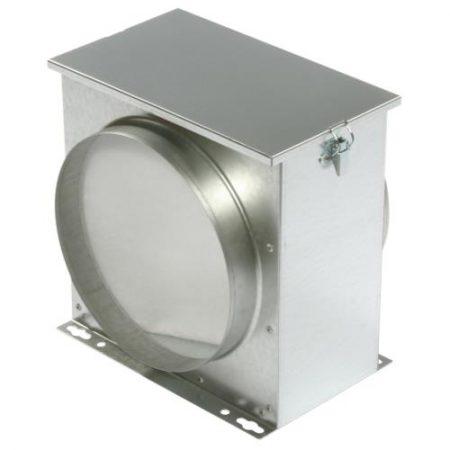 Can-Fan Intake Filter 8 in