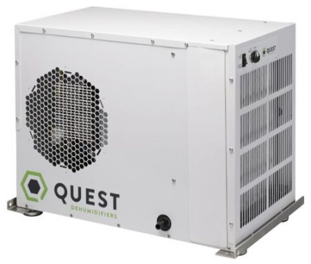 Quest Dual 110 Overhead Dehumidifier