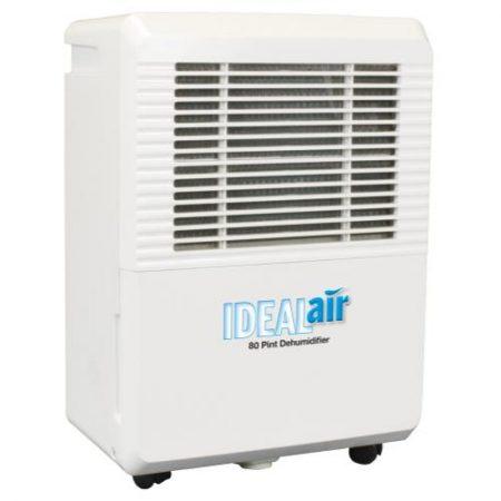 Ideal-Air Dehumidifier 80 Pint