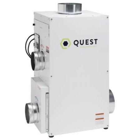 Quest Desiccant Dehumidifier Dry 132D - 115 Volt - 60Hz
