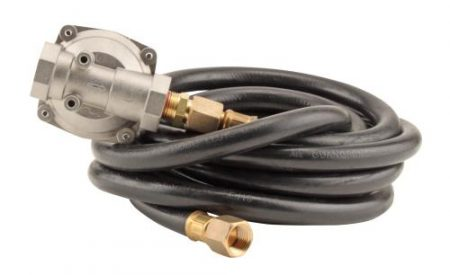 Titan Controls Ares Series Replacement NG Hose & Regulator