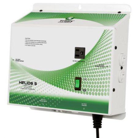 Titan Controls Helios 5 - 4 Light 240 Volt Controller w/ Trigger Cord