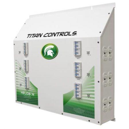 Titan Controls Helios 14 - 24 Light 240 Volt Controller w/ Timer