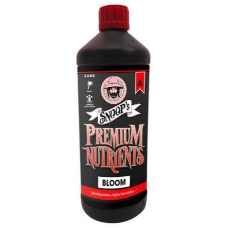 Snoop's Premium Nutrients Bloom Coco A 3.2 - 0 - 0 & B 0.3 - 2.5 - 5.8