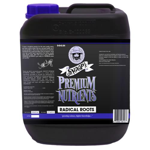Snoop's Premium Nutrients Radical Roots  0 - 0 - 0.04