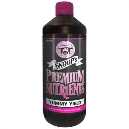 Snoop's Premium Nutrients Yummy Yield  0 - 0 - 0.15