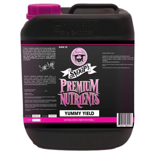 Snoop's Premium Nutrients Yummy Yield  0 - 0 - 0.15
