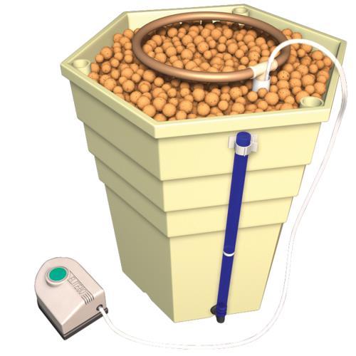 General Hydroponics PowerGrower Eco