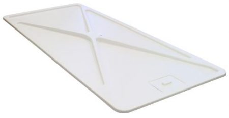 Botanicare 115 Gallon Reservoir Lid - White
