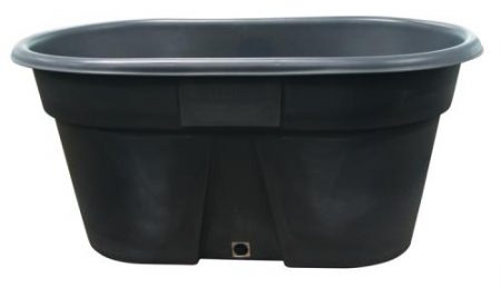 Heavy Duty Gray 100 Gallon Reservoir