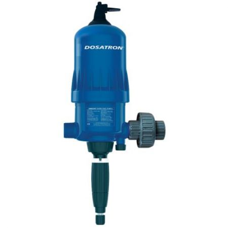 Dosatron Water Powered Doser 40 GPM 1:3000 to 1:800 - D8RE3000 Unit Kit