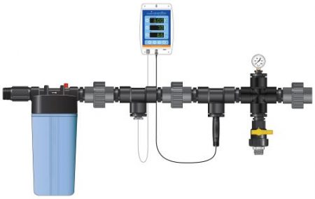 Dosatron Nutrient Delivery System - Nutrient Monitor Kit 40 GPM