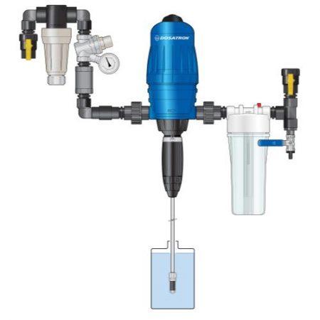 Dosatron Industrial Plumbing Kit