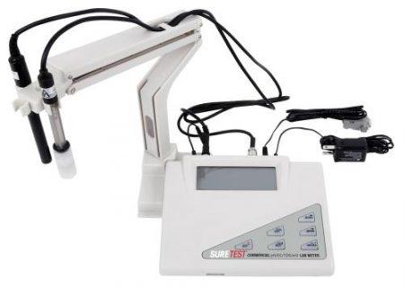 Sure Test Commercial pH / EC / TDS / ORP Lab Meter