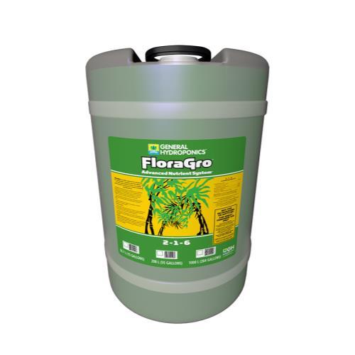 General Hydroponics Flora Gro  2 - 1 - 6