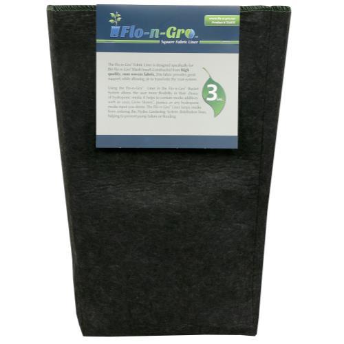 Flo-n-Gro Square Fabric Liner 3 Gallon