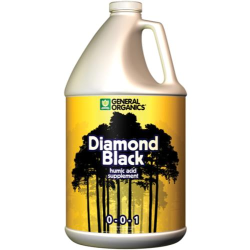 General Organics Diamond Black  0 - 0 - 1