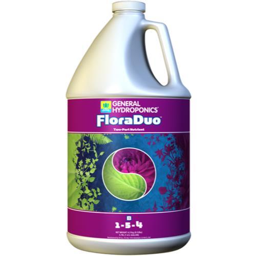 General Hydroponics FloraDuo Hydroponics B  1 - 5 - 4