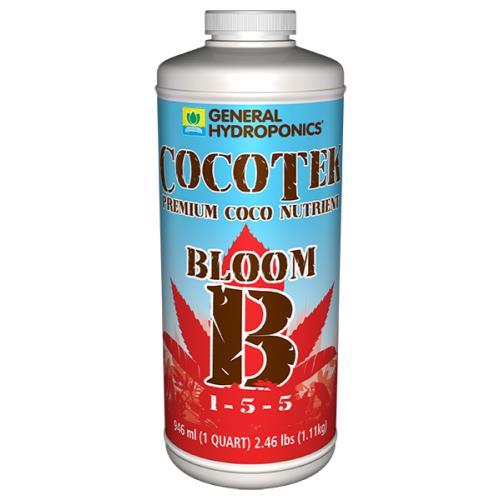 General Hydroponics Cocotek Bloom B