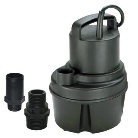 Danner Supreme Hydroponics 6 MSP Utility Sump Pump 1400-1900 GPH