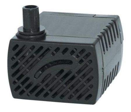 Danner Supreme Hydroponics Submersible Pump 70 GPH (Grower's Pump)