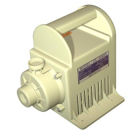 General Hydroponics TNC 1/4 HP Pump 1250 GPH