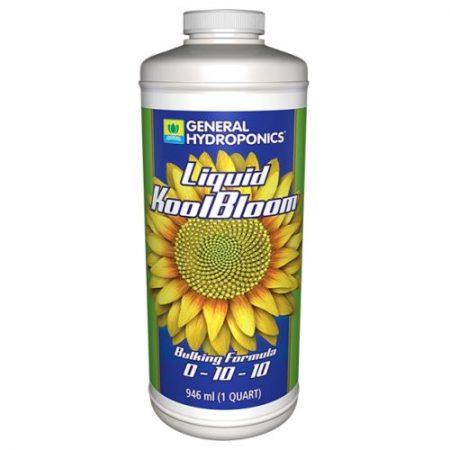 General Hydroponics Liquid KoolBloom  0 - 10 - 10