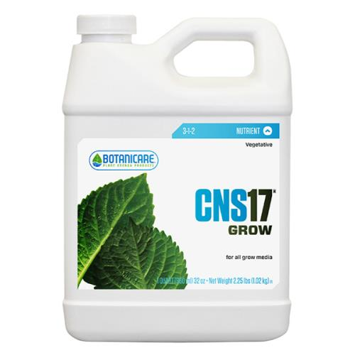 Botanicare CNS17 Grow  3 - 1 - 2