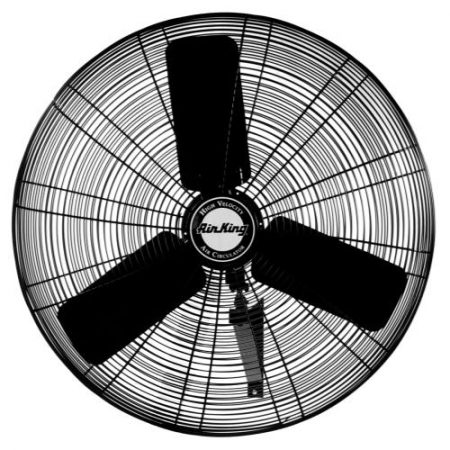 Air King Oscillating Wall Mount Fan 30 in