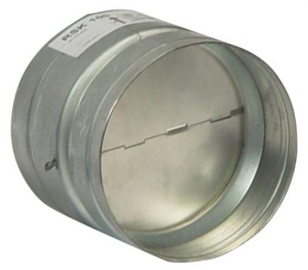 Can-Fan Backdraft Damper 4 in