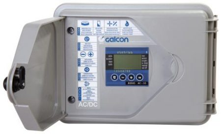 Galcon Nine Station Outdoor Wall Mount Irrigation