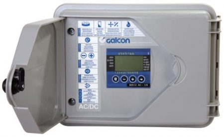 Galcon Twelve Station Outdoor Wall Mount Irrigation