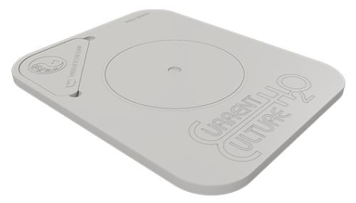 Current Culture CCH2O Epicenter Lid - White