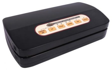 Harvest Keeper Compact Vacuum Sealer w/ Roll Cutter