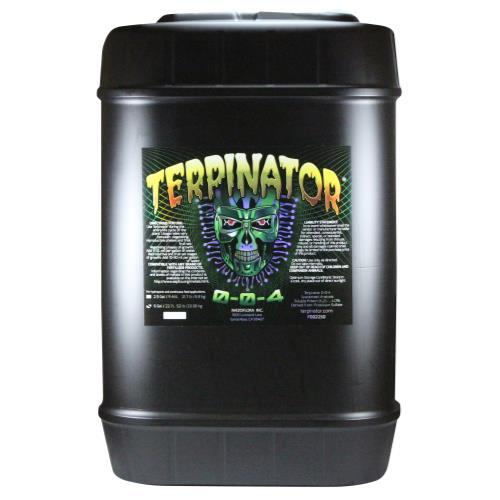 Terpinator  0 - 0 - 4